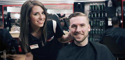 Sport Clips Haircuts of West Omaha Haircuts